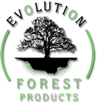 Evolution Forest Products Mobile Logo